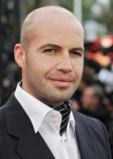 Billy Zane at the opening ceremony and the official projection of