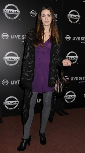 Madeline Zima at the one year anniversary celebration of