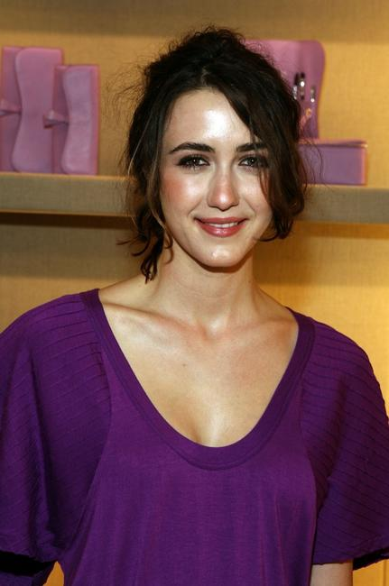 Madeline Zima at the opening of Smythson, Rodeo Drive store launch party.