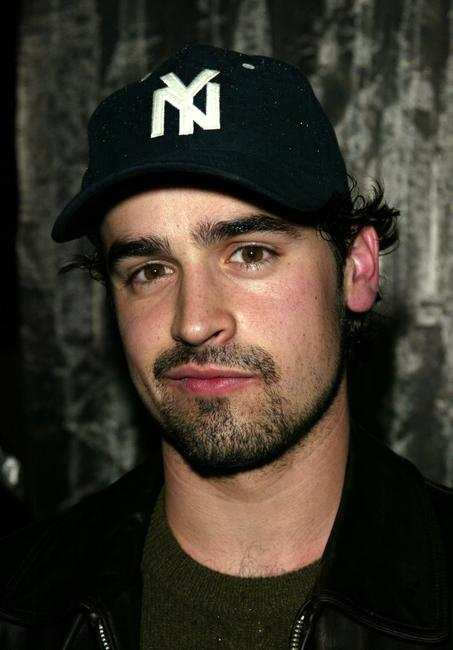 Jesse Bradford at the opening of the Spider Club.