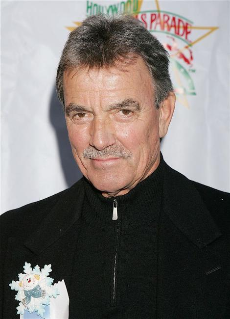 Eric Braeden at the 2005 Hollywood Christmas Parade.
