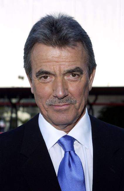 Eric Braeden at the 25th anniversary of the legendary character Victor Newman on