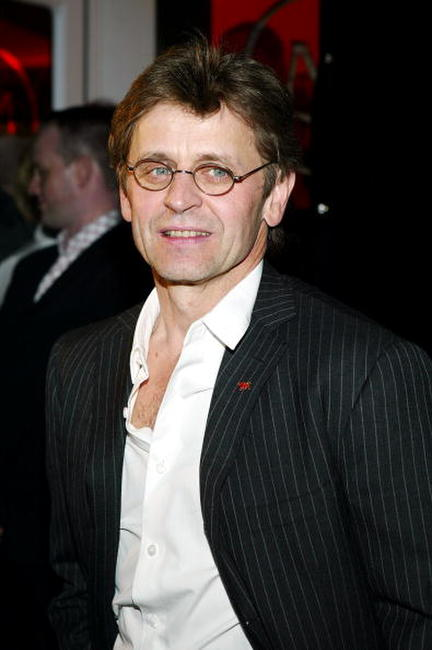 Mikhail Baryshnikov at the Baryshnikov's first photography showcase and the premiere of the