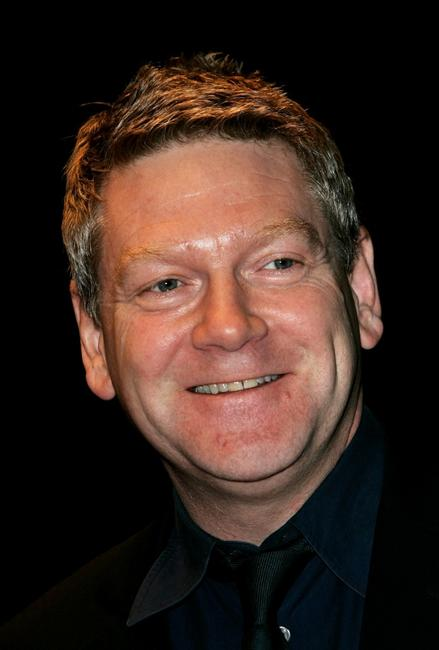Kenneth Branagh at the UK premiere of
