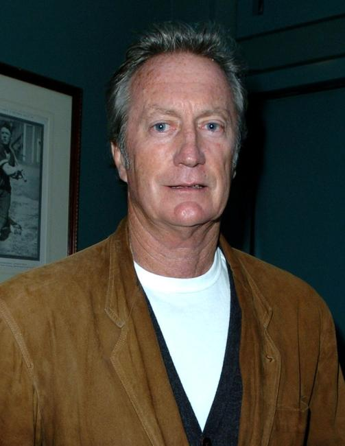 Bryan Brown at the 2008 Toronto International Film Festival.