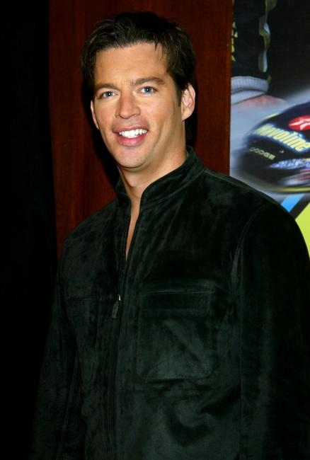 Harry Connick, Jr. at the 2003 NASCAR Winston Cup Awards.