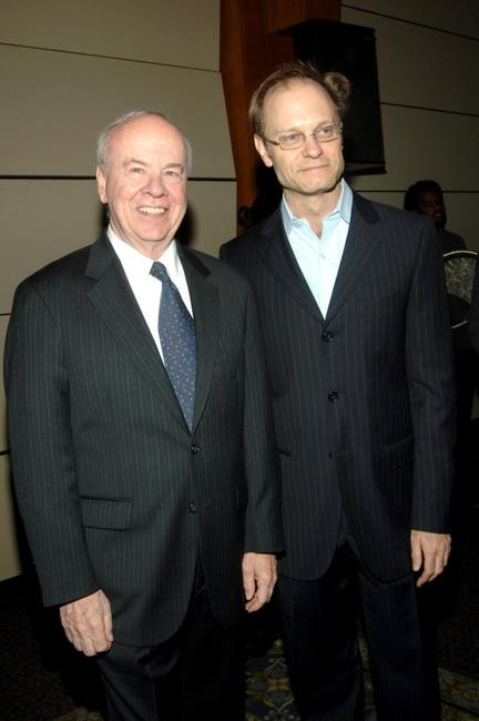 Tim Conway and David Hyde Pierce at the
