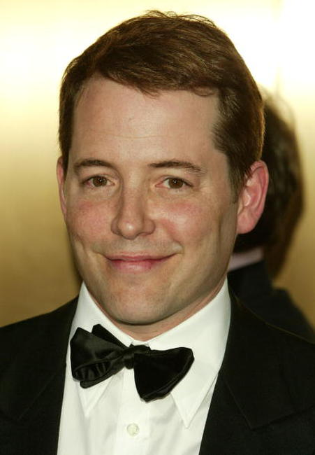 Matthew Broderick at the 59th Annual Tony Awards in New York City.