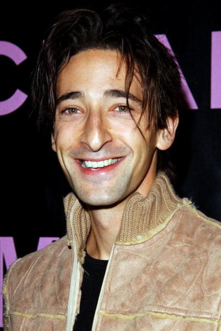 Adrien Brody at the 9th Annual  Women In Hollywood Luncheon in Beverly Hills, California.