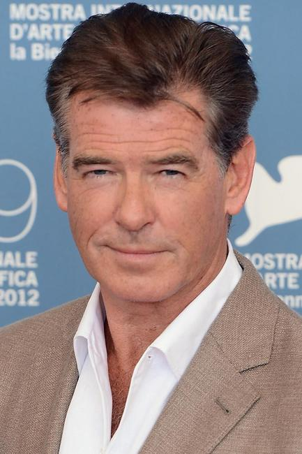 Pierce Brosnan at the