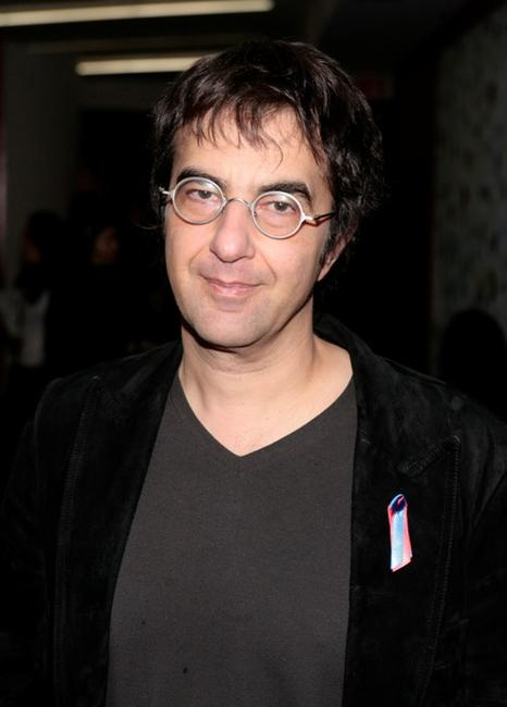 Atom Egoyan at the Canada For Haiti Benefit.