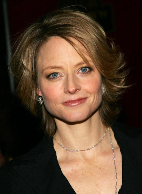 Jodie Foster at the The Inside Man