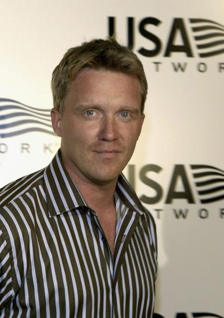 Anthony Michael Hall at the