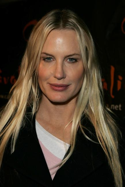 Daryl Hannah at the opening night of Cavalia to benefit the American Human Association.