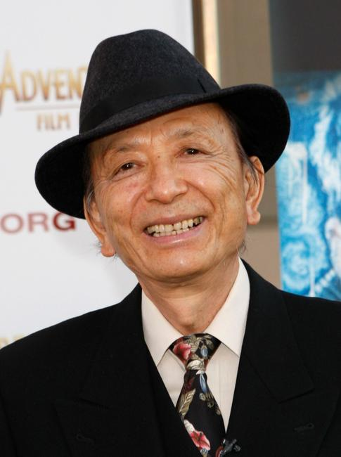 James Hong at the Jules Verne Adventure Film Festival Special Awards.