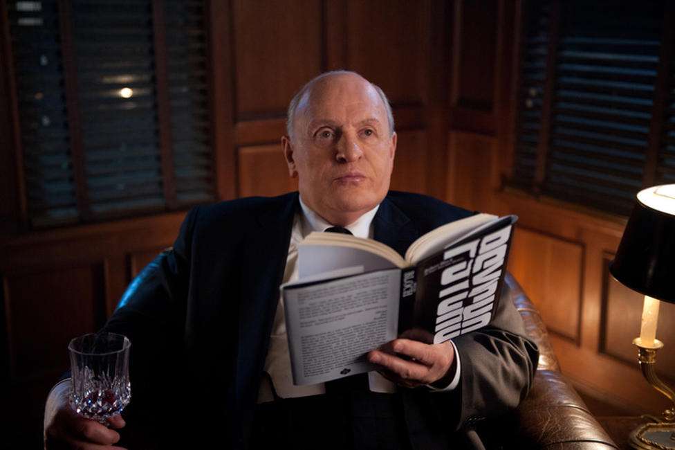 Anthony Hopkins as Alfred Hitchcock in