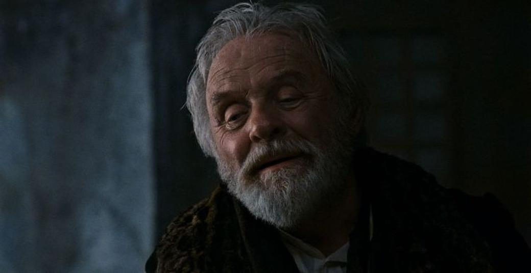 Anthony Hopkins in