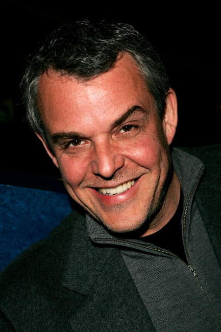 Danny Huston at the Pro Celebrity Banger Race for