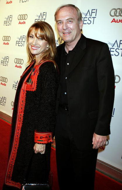 James Keach and Jane Seymour at the AFI Fest opening night gala for