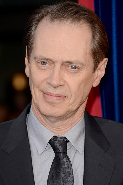 Steve Buscemi at the Hollywood premiere of