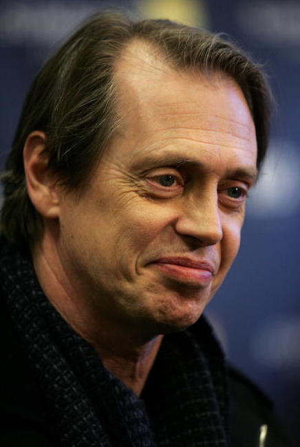 Steve Buscemi at the premiere of