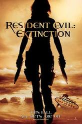 Resident Evil: Extinction showtimes and tickets
