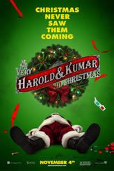 A Very Harold & Kumar 3D Christmas showtimes and tickets