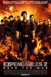 The Expendables 2 showtimes and tickets