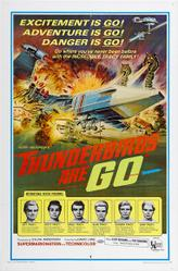 Thunderbirds Are Go / Thunderbird Six showtimes and tickets