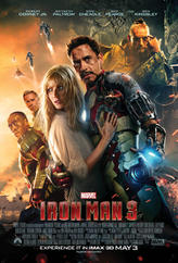 Iron Man 3: An IMAX 3D Experience showtimes and tickets