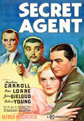 Secret Agent / Young & Innocent showtimes and tickets