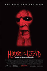 House of the Dead showtimes and tickets