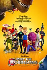 Meet the Robinsons showtimes and tickets