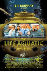 The Life Aquatic with Steve Zissou showtimes and tickets