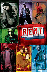 Rent (2005) showtimes and tickets