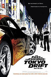 The Fast and the Furious: Tokyo Drift showtimes and tickets