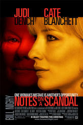 Notes on a Scandal showtimes and tickets