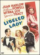 Libeled Lady showtimes and tickets