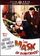 The Mask of Dimitrios showtimes and tickets