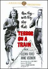 Terror on a Train showtimes and tickets
