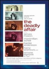The Deadly Affair showtimes and tickets