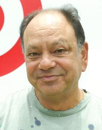 Cheech Marin at the Elizabeth Glaser Pediatric Aids Foundation event.
