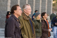 Nicolas Cage, Jon Voight, Diane Kruger and Justin Bartha in