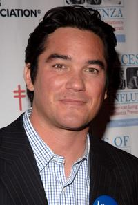 Dean Cain at the National Influenza Initiative launch.