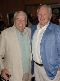 Kevin McCarthy and Sir Anthony Hopkins at the Academy Salute and screening of Don Siegel.