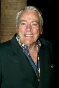 Kevin McCarthy at the American Cinematheque screening and cast and crew reunion of