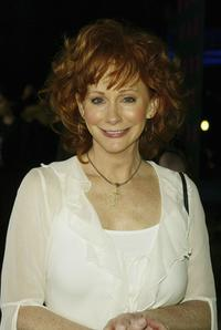 Reba McEntire at the WB Networks 2004 All Star Summer Party.