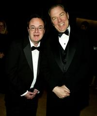 David Lander and Michael McKean at the American Cinema Editors' 54th Annual ACE Eddie Awards.