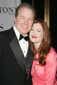 Michael McKean and Anette O'Toole at the 60th Annual Tony Awards.