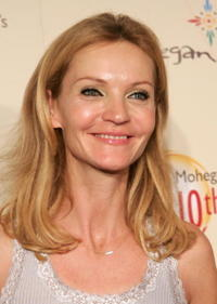 Joan Allen at the Afterglow party during the Mohegan Sun 10th Anniversary celebration in Connecticut.